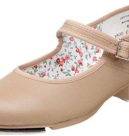 Capezio Mary Jane Caramel Tap Shoe - Toddler