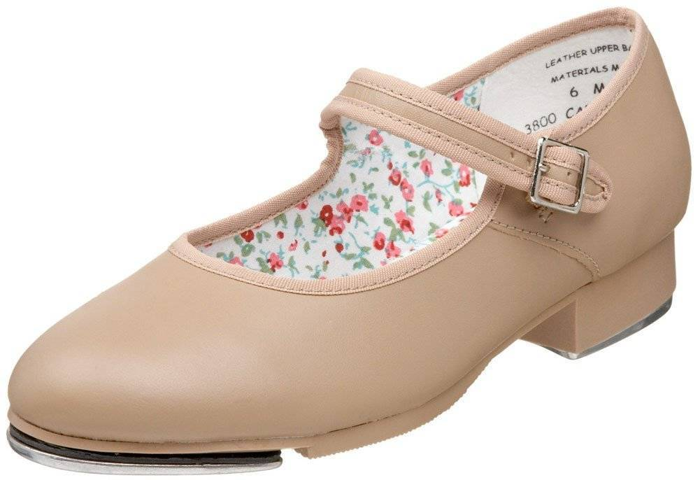 ea292ed938f6 Capezio Mary Jane Caramel Tap Shoe - Toddler - Dance Plus Miami