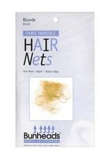 Capezio Bunheads Hair Nets - Blonde