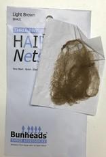 Capezio Bunheads Hair Net - Light Brown
