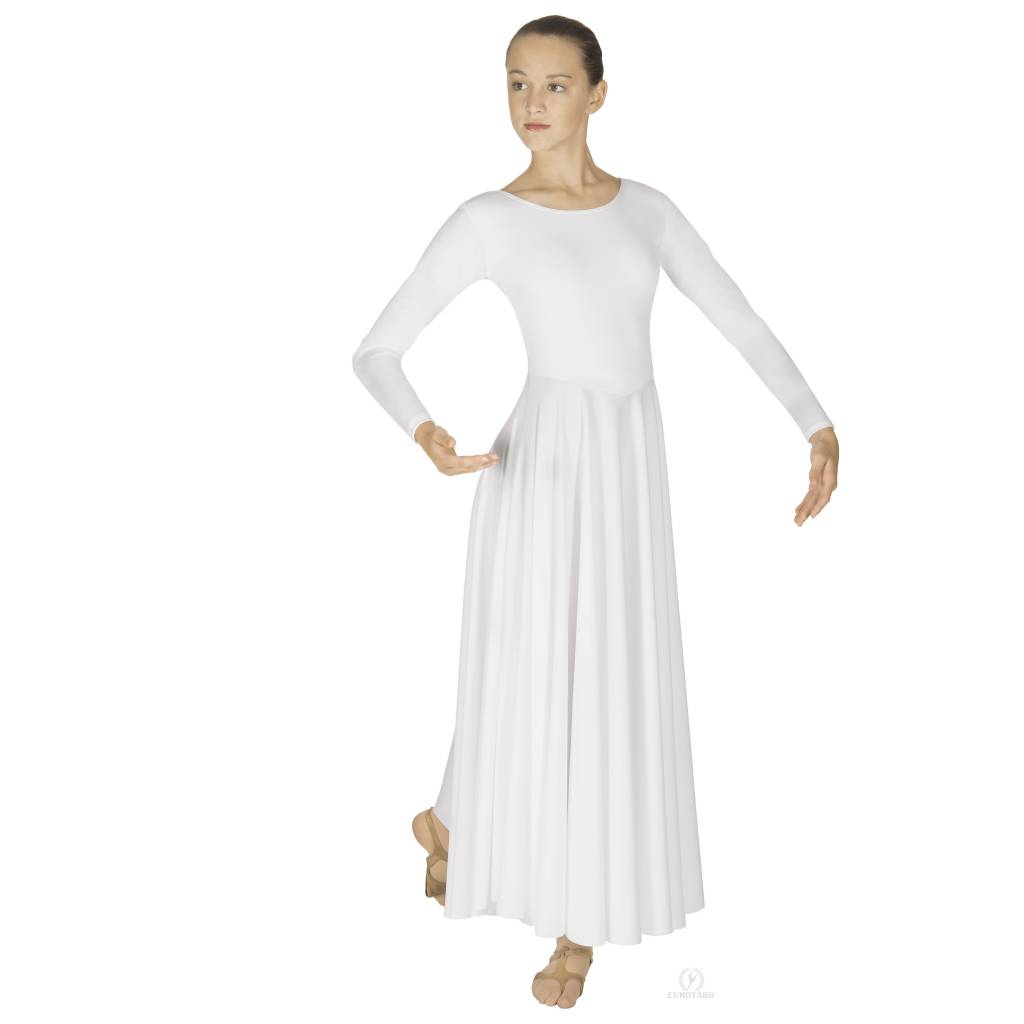 43c1275ee8c05 Eurotard Simplicity Praise Dress - Child - Dance Plus Miami