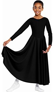 Eurotard Eurotard Simplicity Praise Dress - Child