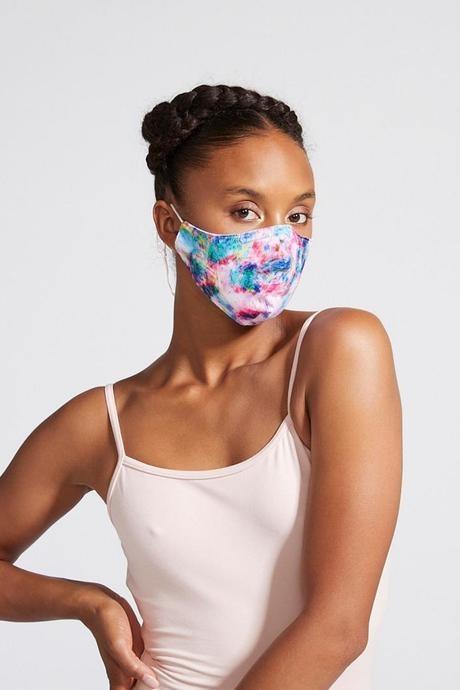 Bloch/Mirella A005A Mask w/ Lanyard