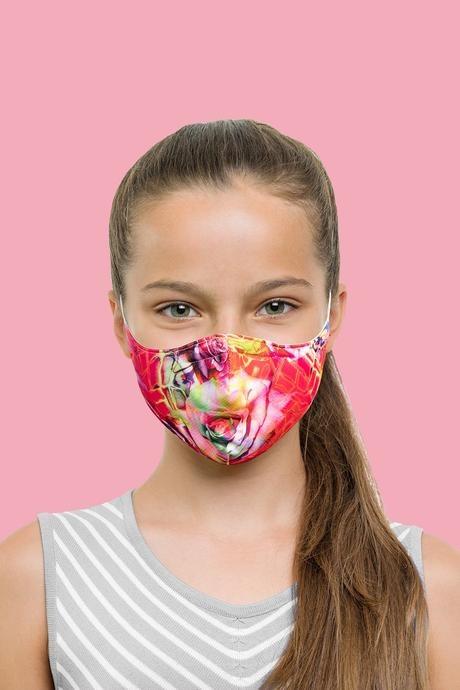 Bloch/Mirella A005C Mask w/ Lanyard