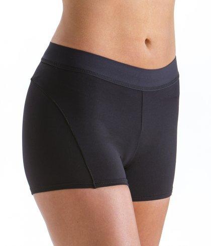 Motionwear Motionwear Flatlock Seam Shorts - Child
