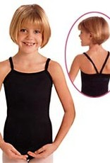 Motionwear Motionwear Camisole Leotard with V-Back Straps - Child