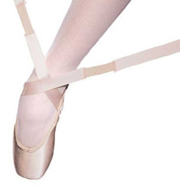 Bloch/Mirella Bloch Elastorib Pointe Shoe Ribbon 7/8""