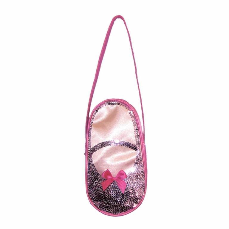 Horizon Horizon Satin Ballet Shoe Bag