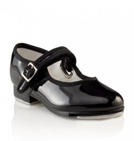 Capezio Capezio Mary Jane Patent Leather Tap Shoe - Child