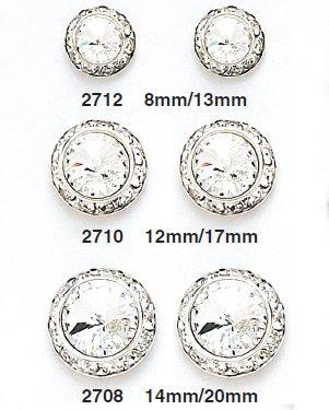 DASHA Dasha Designs Performance Earrings - 12mm/17mm