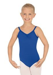 Eurotard Eurotard Camisole V-Back Leotard - Child