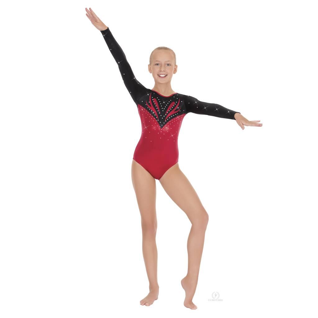 Eurotard Eurotard Super Nova Gymnastics Leotard - Child