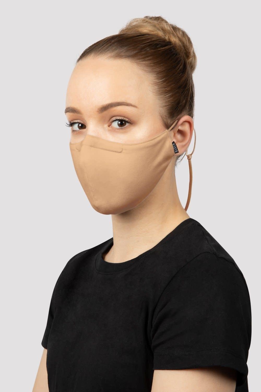 Bloch/Mirella A004A Adult Mask w/ Lanyard