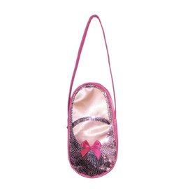 Horizon Satin Ballet Shoe Bag