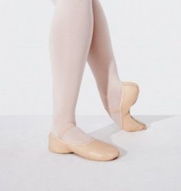 Capezio Capezio Lily Full Sole Ballet Shoes - Child