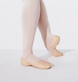 Capezio Capezio Lily Full Sole Ballet Shoes - Child