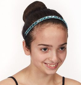 DASHA Dasha Color Headband Aqua