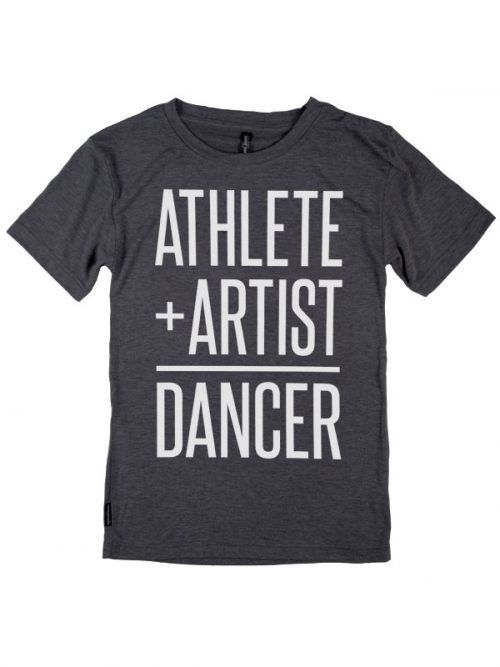 Sugar and Bruno Sugar And Bruno Athlete Artist Boyfriend Tee