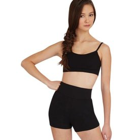 Capezio TB131C High Waisted Short
