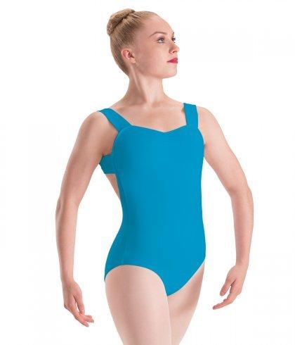 79ed685e3 Motionwear Pinch Front X-Back Wide Strap Leotard - Adult - Dance ...