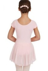 Capezio Short Sleeve  with Bow