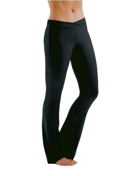 Motionwear Motionwear Unisex V-Waist Cotton Jazz Pants - Child