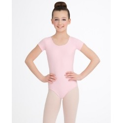 Capezio Capezio Short Sleeve Leotard - Child