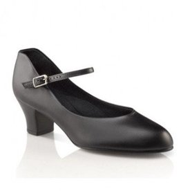 Capezio 550  Jr Footlight BLK