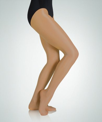 Bodywrappers A55 Footed Shimmer Tights