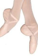 Bloch/Mirella Bloch Prolite II Split Sole  Ballet Shoe Pink  - Child