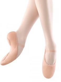Bloch/Mirella Bloch Neo Hybrid Split Sole Leather Ballet Shoe