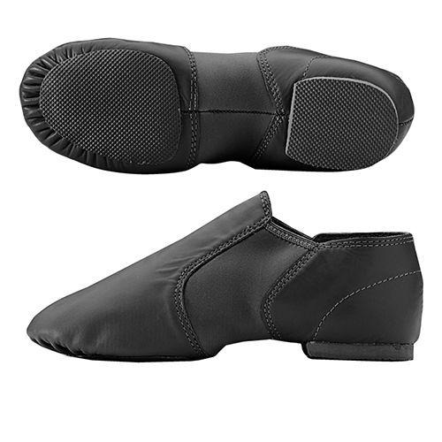 TRMFOOT Dance Class Slip-On Jazz Shoe - Child