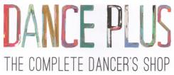 Dance Plus Complete Dancer's Shop.