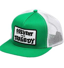 thrasher prevent this tragedy trucker hat