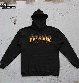 thrasher bbq hoodie
