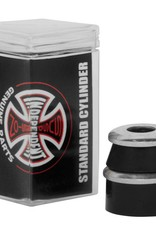 independent cylinder black hard standard bushings