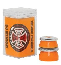 independent conical orange medium standard bushings