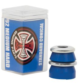 independent conical blue hard standard bushings