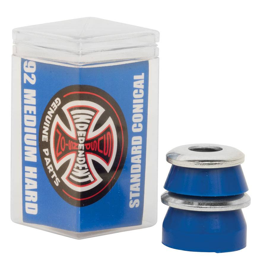 independent conical blue hard 92a standard bushings