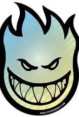 "spitfire sf sticker fireball prism 11.5"""