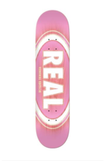 real oval burst fade deck