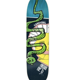 krooked ronnie snakehead deck