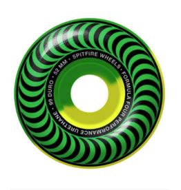 spitfire f4 99 classic 5050 swirl 52mm wheels