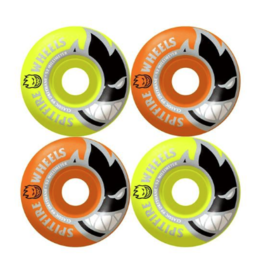 spitfire sf bighead mash up orange yellow 52mm wheels