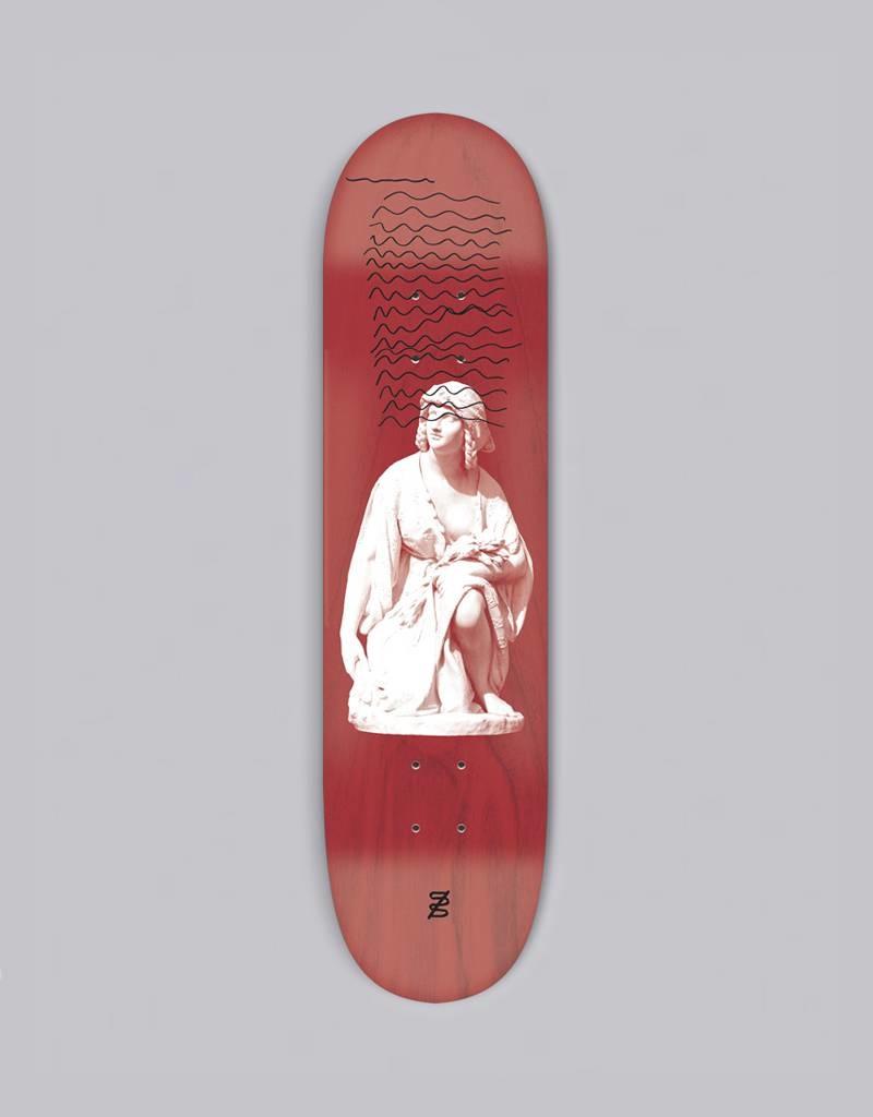studio skate supply ruth 8.0 deck various stained veneers