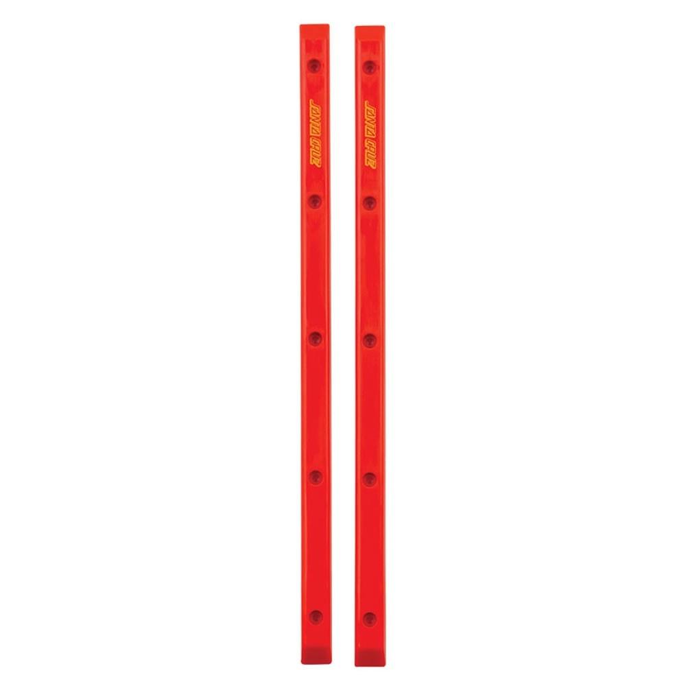 santa cruz slimline red rails