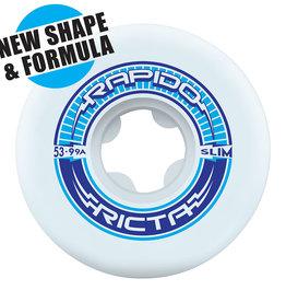 ricta 53mm rapido slim 99a wheels