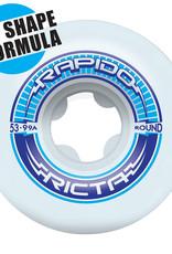 ricta 53mm rapido round 99a wheels