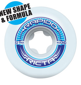 ricta 52mm rapido round 99a wheels