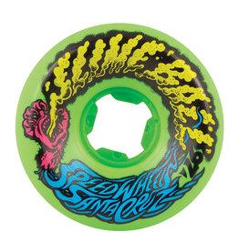 slime balls 56mm vomit neon green 97a wheels